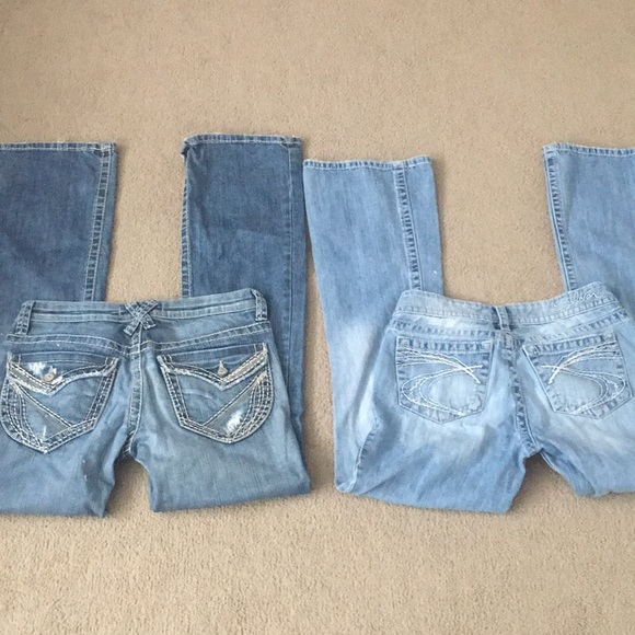 Silver Jeans Denim - 2 pair of jeans from Buckle